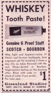 Scotch Tooth Paste