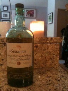 The Singleton Scotch