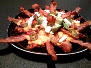 Bacon Nachos!