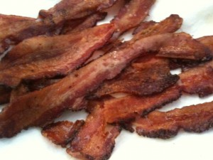 Farmland Thick Sliced Pepperd Bacon