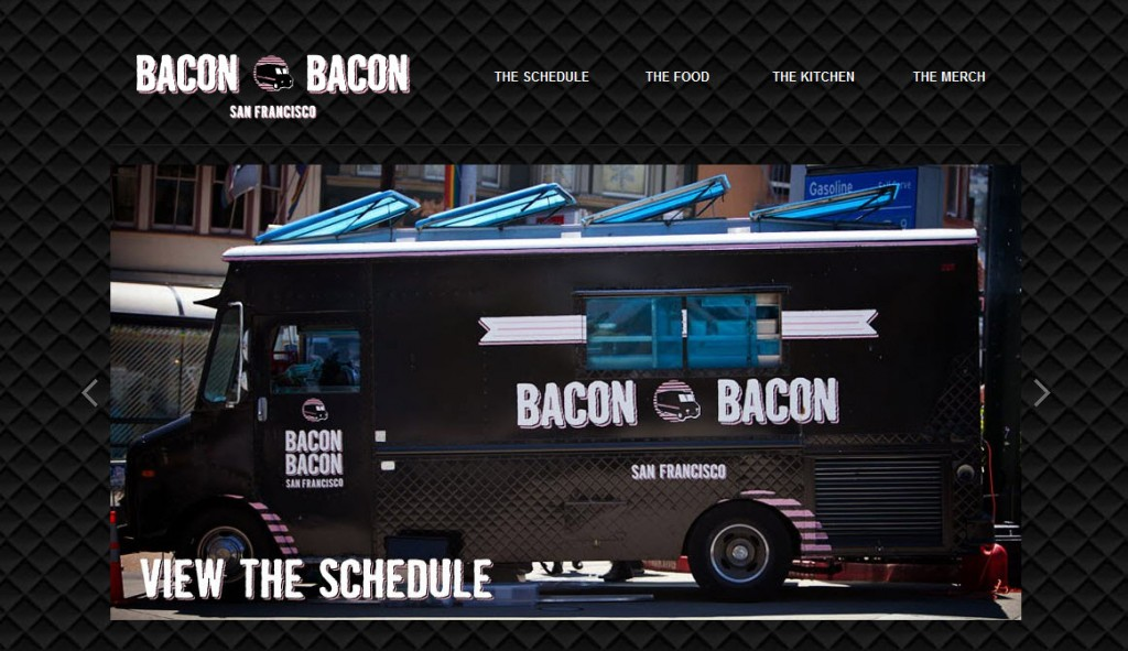 The Bacon Bacon Truck