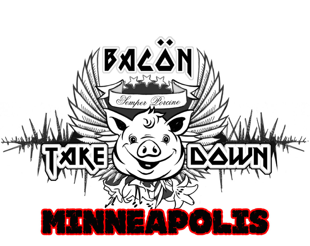 Minneapolis Bacon Take Down 2013