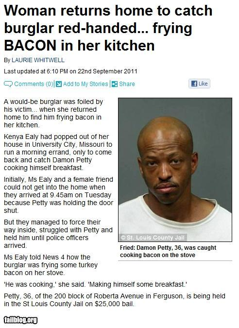Bacon Win/Fail?